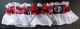 University of Alabama, Crimson Tide, Keepsake, Bridal Garter