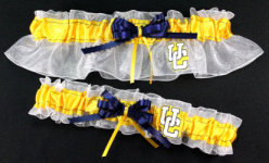 University of California Berkeley Bears Wedding Garter Set
