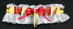 Florida State University Keepsake Bridal Wedding Garter