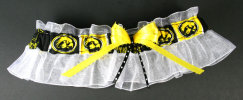 University of Iowa Hawkeyes Keepsake Bridal Wedding Garter