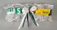 Michigan Michigan State Mix Bridal Garter