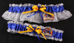 Golden State Warriors Basketball Garter Set