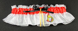 Ottawa Senators Hockey Bridal Garter