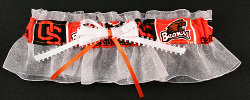 Oregon State Bridal Garter