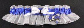 Orlando Magic Basketball Bridal Garter