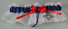 Florida Panthers Bridal Garter