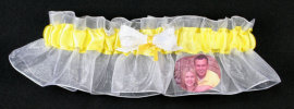 Personalized Photo Garter