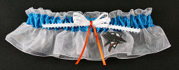 San Jose Sharks Bridal Garter