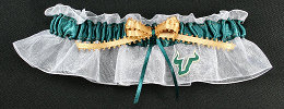 South Florida Bridal Garter